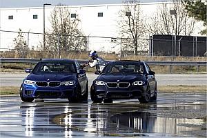 General 速報ニュース BMW新型M5、