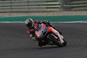 MotoGP Test Test Qatar, Giorno 2, Ore 19: Dovizioso scende sotto all'1'55