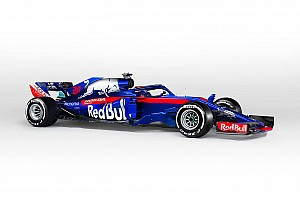 Formula 1 Breaking news Toro Rosso launches STR13 to complete F1 2018 grid