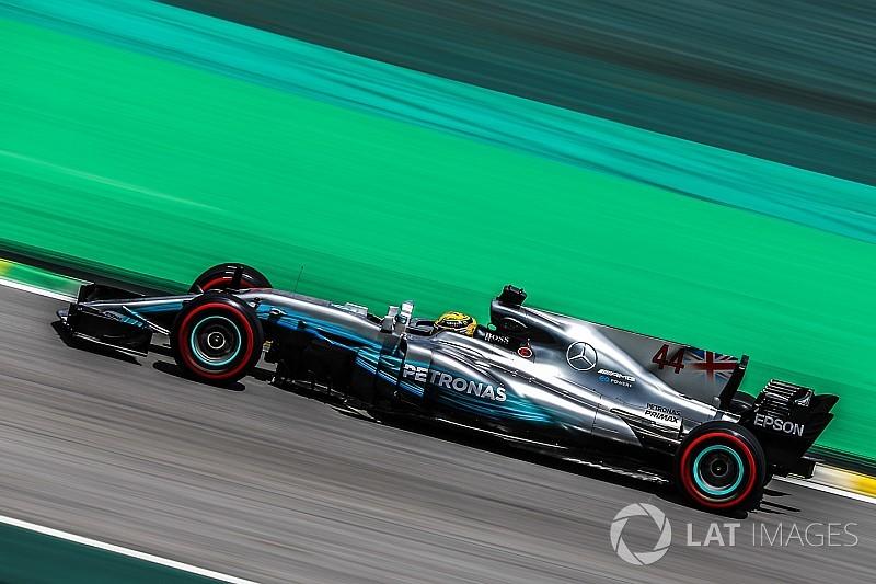 Mercedes Considering High Rake Concept For 2018 F1 Car