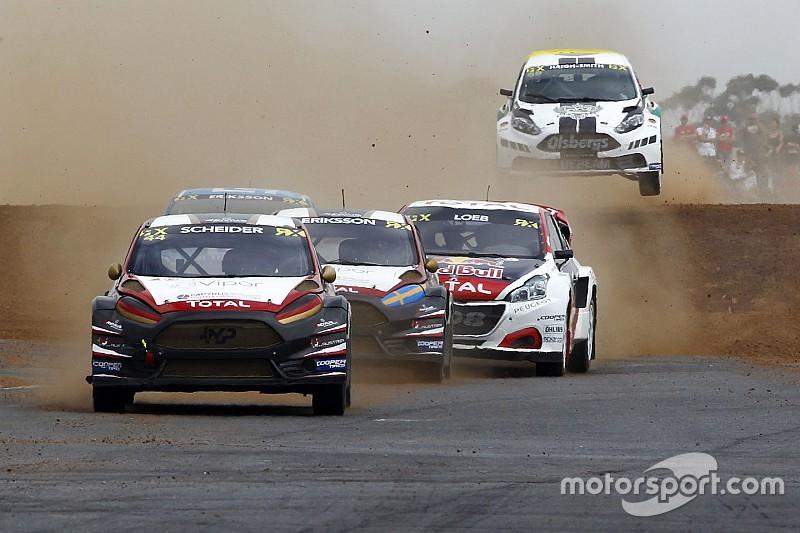 Elektro-Rallycross: Neun Hersteller an Gesprächen beteiligt