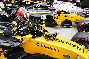 Formule 1 Réactions Hülkenberg retrouve le top 10, Renault de la fiabilité