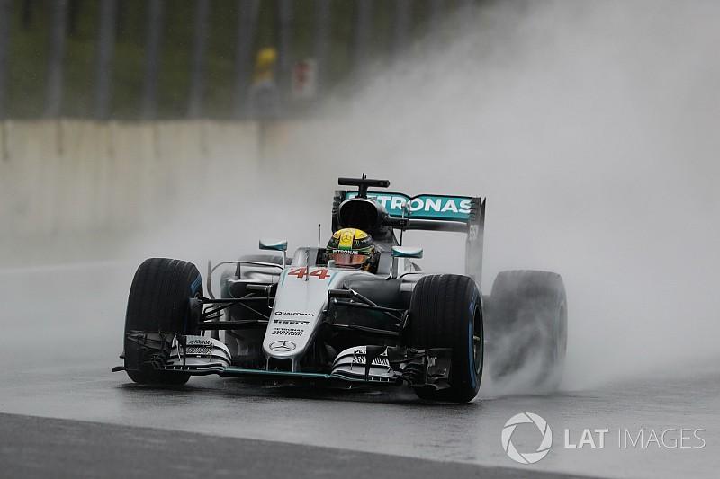 Formel-1-Wetter Brasilien: Sao Paulo rüstet sich für Regen ...