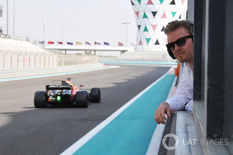 Rosberg kritisiert bunte Reifen: