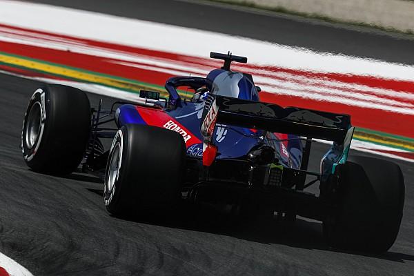 Toro Rosso: Performance zur Mittelfeldgruppe verloren