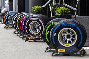 Hypersoft ade: FIA bittet Pirelli um neue Reifennamen
