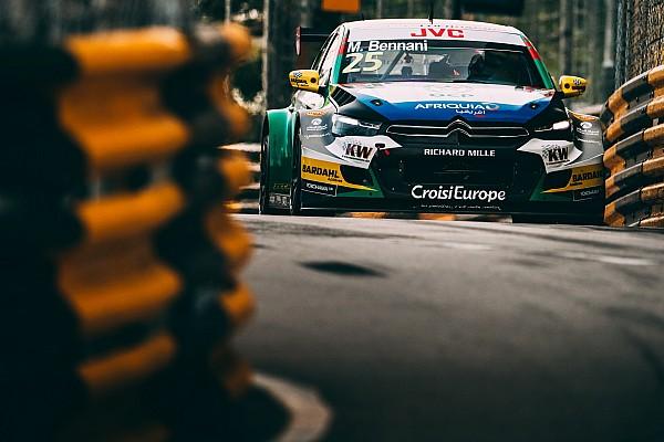 WTCC: Michelisz falnak csapta Hondáját Makaóban, de így is ötödik