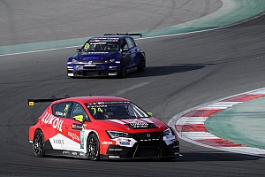TCR Race report Craft-Bamboo Racing scores victory in final round of the TCR International Series