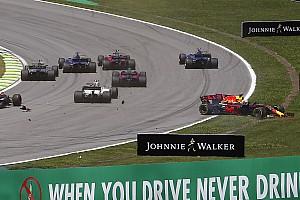 Magnussen nem látta Ricciardót a hármas rajtbalesetben