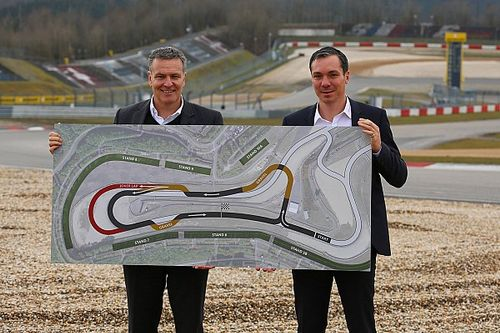 World RX reveals Nurburgring rallycross track layout
