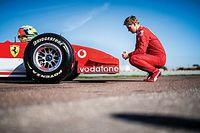 """Rosin: """"Schumacher ha dimostrato di essere competitivo"""""""