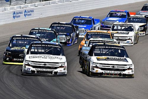 2020 NASCAR Truck Series playoff grid is set