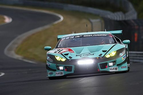 Nurburgring 24h: Lamborghini tops Thursday qualifying