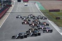 GP 70 Aniversario F1: Timeline vuelta por vuelta