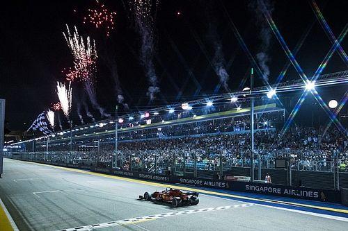 Dua Tahun Tanpa Kemenangan, Peringatan bagi Ferrari