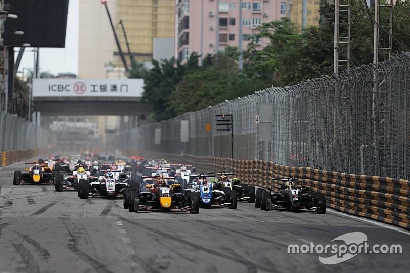 Le GP de Macao 2019, avec quelles F3 ?