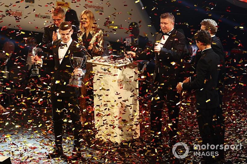 Autosport Awards: Gamble wins 2018 McLaren Autosport BRDC Award