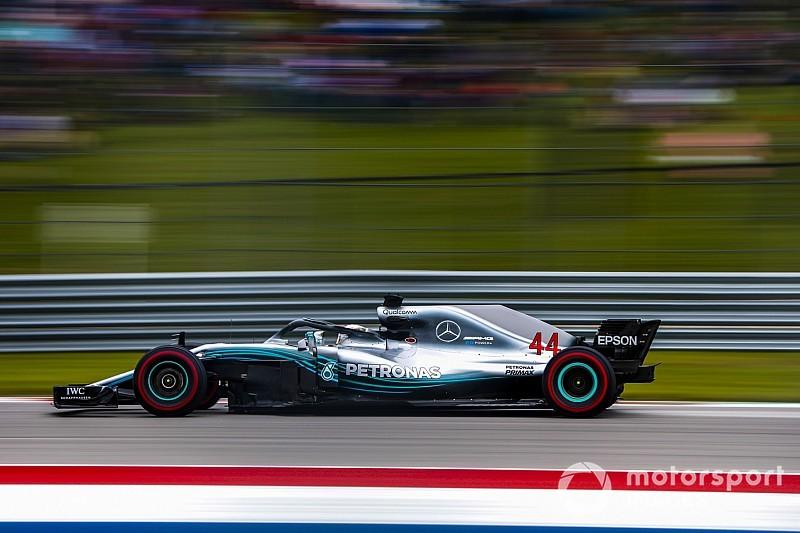 Hamilton over 81ste pole: