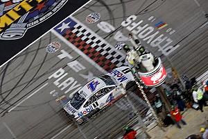 NASCAR Cup Series: Harvick dominan di Texas