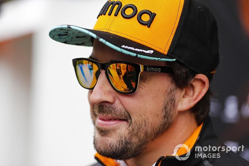 Alonso: NASCAR aracını kullanmak benim için ayrıcalık olacak