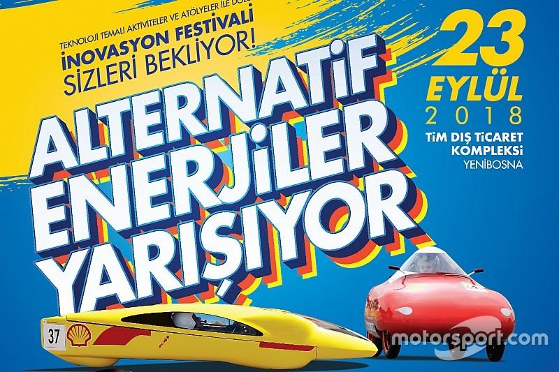 Geleceğin enerjileri, Shell Eco-marathon Türkiye'de