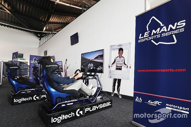 Les meilleurs pilotes online à Fuji pour Le Mans Esports