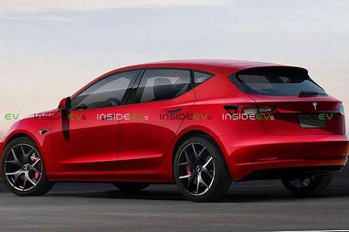 Tesla accelera sulla Model 2 da 25.000 $: design e batterie al centro