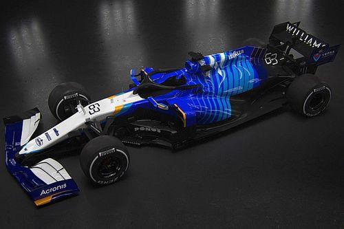 فريق ويليامز يزيح الستار عن سيارته لموسم 2021