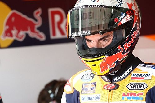 """Marc Marquez """"cannot imagine"""" being in Rossi's current MotoGP position"""