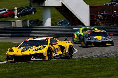 IMSA Lime Rock: Corvette, Aston Martin share victory spoils in shortened race