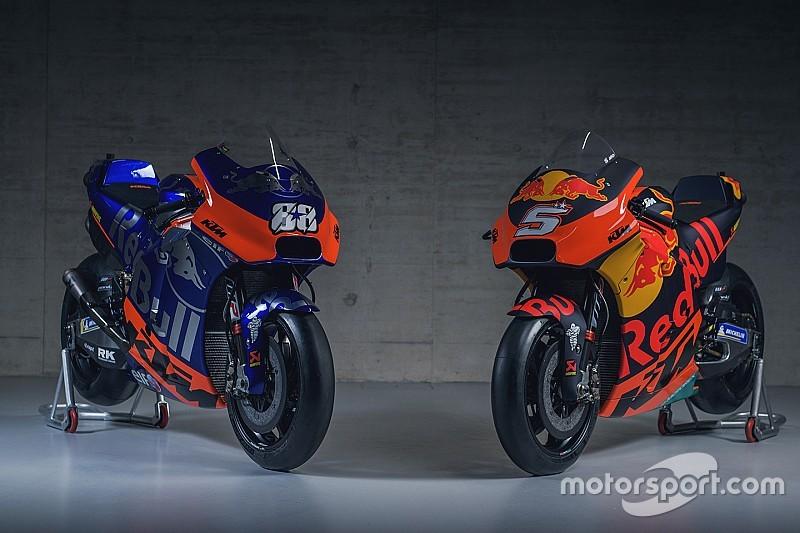 KTM, Tech 3 launch bikes for 2019 MotoGP season