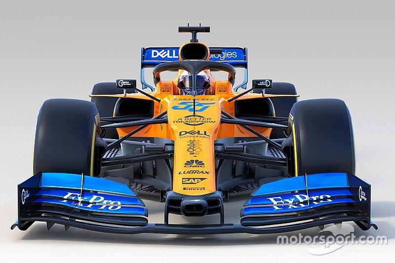 GALERÍA: así es el nuevo MCL34 de McLaren