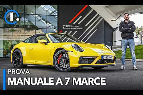 Porsche 911 GTS, come va con 480 CV e cambio manuale