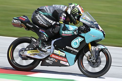 The Moto3 rider set for the great leap to MotoGP in 2022