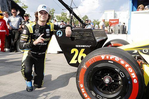 Colton Herta, süper lisans sorunu nedeniyle 2022'de F1 fırsatını kaçırabilir