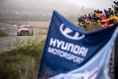 WRC: Hyundai anuncia sus alineaciones para el Rally de Monza