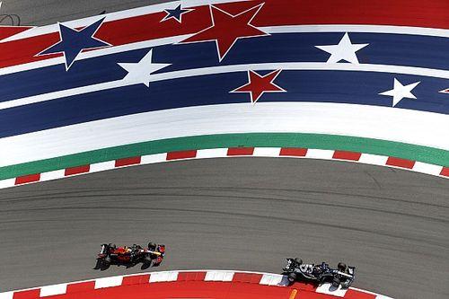 【F1動画】2021年F1第17戦アメリカGP金曜日FP1&FP2ハイライト