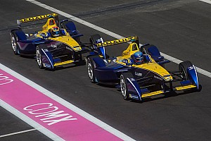 Formula E Preview Renault e.dams: Home expectations on the Paris ePrix