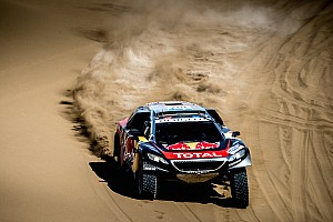 Cross-Country Rally Stage report Silk Way Rally – Leg 13 : Peugeot a step closer to Silk Way victory