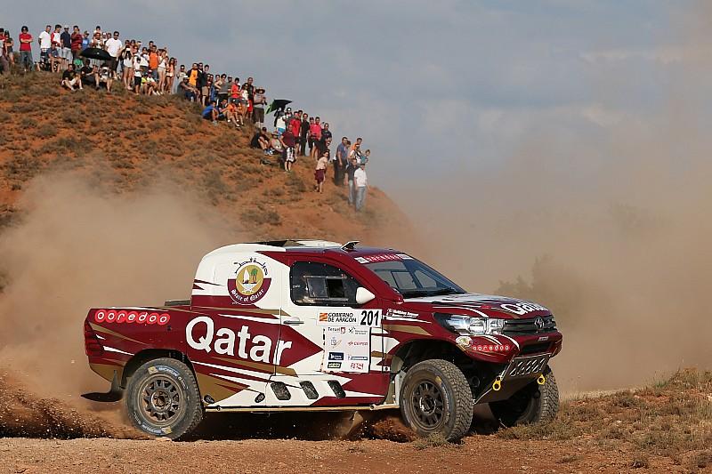 Аль-Аттия вырвал победу на последнем этапе Бахи Арагон