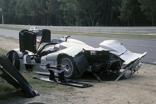 Retro Le Mans: De hoge vlucht van Mercedes in 1999