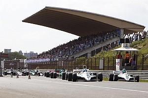 Retro Preview Masters Historic Formula One Championship met 22 deelnemers naar Historic Grand Prix Zandvoort