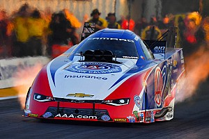 NHRA Qualifying report Hight, Torrence and Butner lead qualifying at the NHRA Heartland Nationals