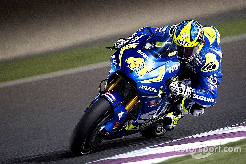 "Espargaro to stick with 2015 Suzuki after ""worst moment"" of his career"