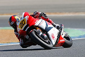 CEV Race report Dimas Ekky pertahankan prestasi terbaik di CEV Jerez