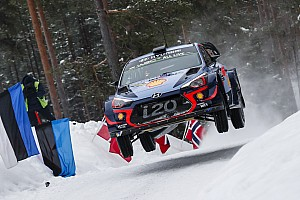 WRC Résumé de spéciale ES9 à 11 - Neuville sous la menace de Breen