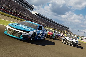 NASCAR, Race Team Alliance, 704Games luncurkan kompetisi eSport