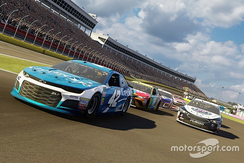 NASCAR, Race Team Alliance, 704Games luncurkan kompetisi eSport
