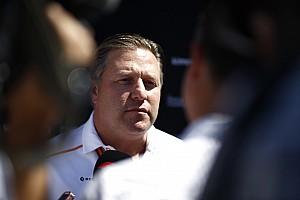 Formule 1 Actualités La capacité de décision de McLaren parfois