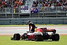 Forma-1 Ricciardo nem akart egész délután a 4. helyen körözgetni Austinban